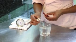 How to Read a Cooking Thermometer : Helpful Kitchen Tips