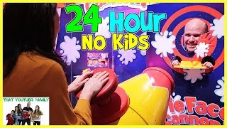 24 Hours No Kids - Parents Play / That YouTub3 Family