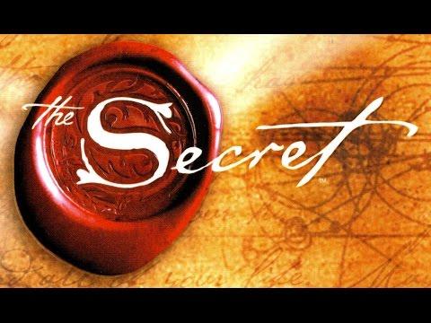 秘密吸引力法則 - YouTube