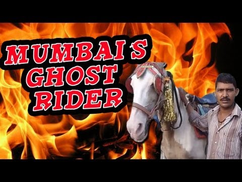 Crazy Horse Rider's Interview | Mumbai's Funniest Pranks | BombayBoy Pranks