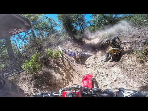 More Trouble On The Trails! - California OHV Trails