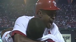 Download Video 1996 NLCS Gm4: Jordan hits go-ahead home run in 8th MP3 3GP MP4