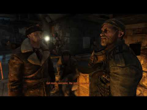 Metro 2033 Redux Part 4 Gameplay 1080p 60fps |