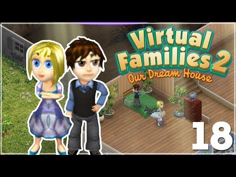 College, Saucy Elders, and Seris Sock Collection!! • Virtual Families 2 - Episode #8