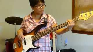 Anh Là Tia Nắng Trong Em - Lâm Thúy Vân : bass cover