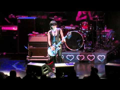 "Joan Jett "" The French Song"" @ Hard Rock Casino Biloxi"