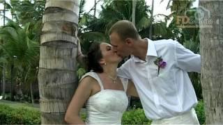 Свадьба в Доминикане, профессиональная видео съемка(Профессиональная фото и видео съемка в Доминиканской Республике. Свадебная видеосъемка в Доминикане., 2010-10-20T18:31:24.000Z)