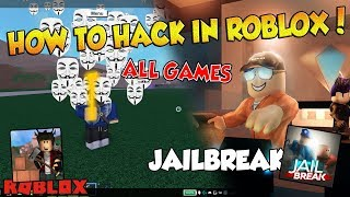 How to HACK / EXPLOIT in Roblox Games! [ FULL LUA - LV7 ] Tutorial