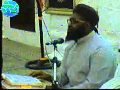 Qari Ali Faqi Ali Noorani Igyarween Shareef J U Awwal 02.03.15 @ Jummah Masjid