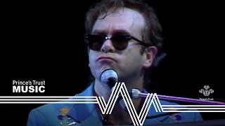 Elton John - I'm Still Standing (The Prince's Trust Rock Gala 1986)
