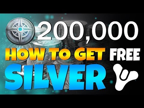 Destiny 2: How to Get Free Silver thumbnail