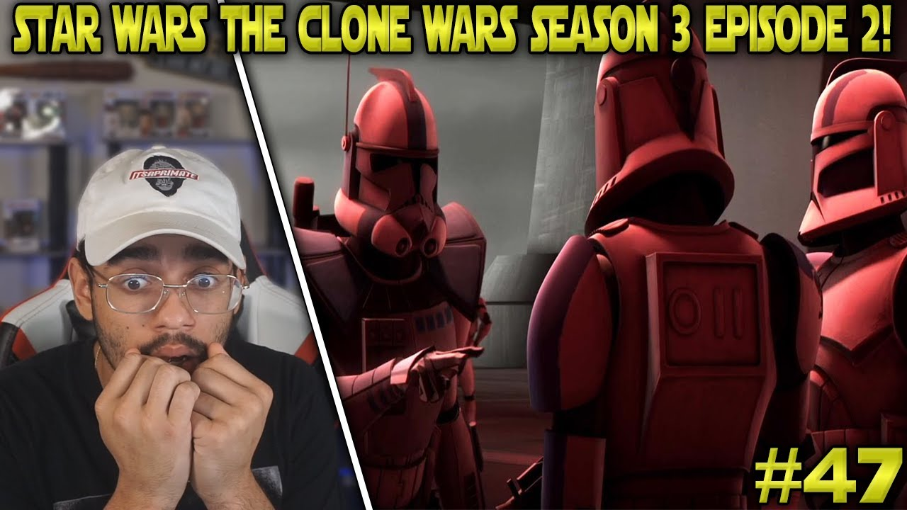 Wars season clone wars star 2 the The Clone
