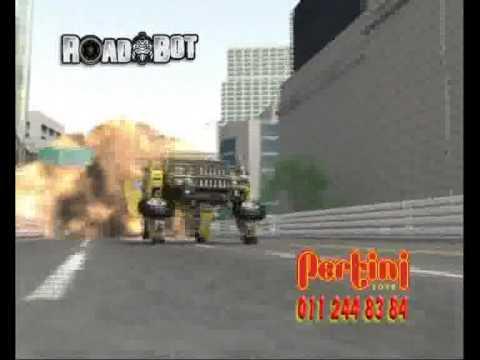 Roadbot   Www.pertinitoys.com