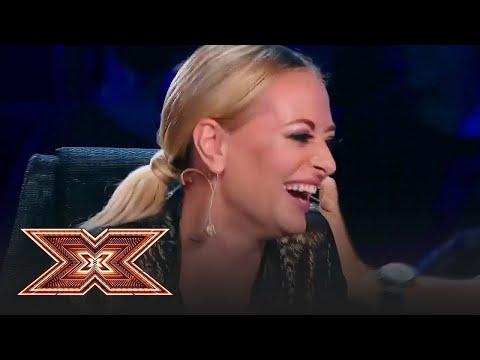Sigur ai râs cu lacrimi la momentul respectiv! Ele sunt concurentele care au picat pe scena X Factor