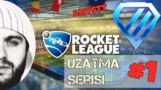 Rocket League : Türkçe - Uzatma Serisi #1 Diamond 2 (2v2)