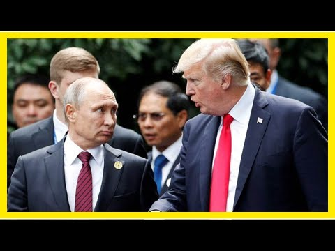 Putin Trump Follow Winding Path To Latest Syria Agreement Youtube