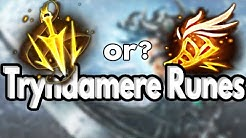 Tryndamere Runes Season 10