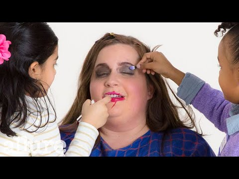 Aidy Bryant Enlists a Very Adorable Glam Squad for Her Valentines Date Night
