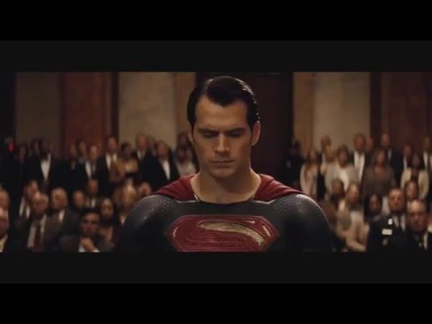 [Trailers 2016 Movie] Batman v Superman Dawn of Justice with Romantic Background Music Re Edit