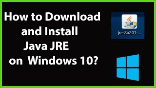 Gambar cover How to Download and Install Java JRE (Java Runtime Environment) on Windows 10?