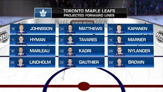 NHL Now:  Kristen Shilton on the Avalanche - Maple Leafs matchup  Jan 14,  2019