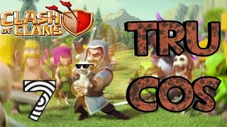 7 trucos de CLASH OF CLANS | Jugando Clash of Clans