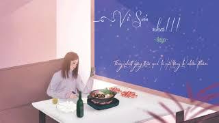 Về Sớm Nha ➤ Keyo [ Lyrics Video ]