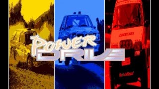 Mega Drive Longplay [182] Power Drive