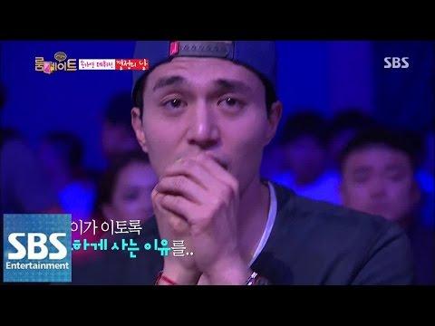 송가연, 데뷔전에 멤버들 눈물 @SBS 룸메이트 (roommate) 140824