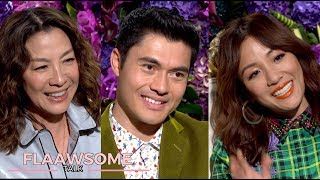 'CRAZY RICH ASIANS' Cast Break Down Stereotypes And Misconceptions