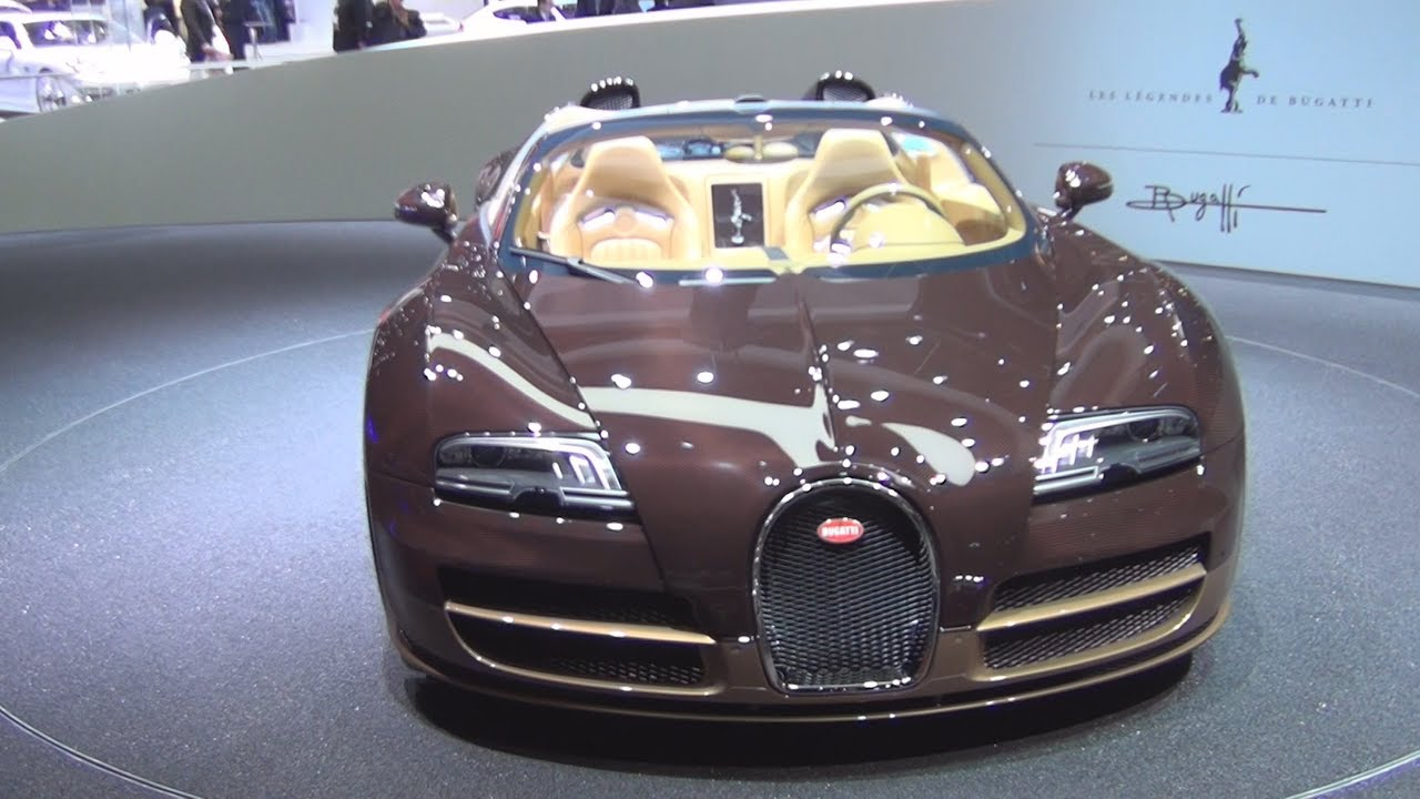 Bugatti Veyron 16 4 Grand Sport Vitesse Exterior And Interior Youtube