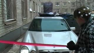Заказ машин на свадьбу (Ярославль) мерседесы.mpg