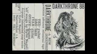 "Darkthrone  A New Dimension"" Demo 1988"