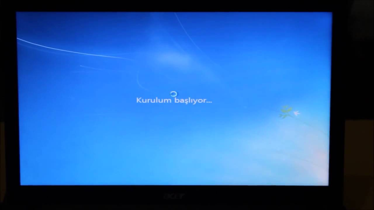 Windows 7 format atma youtube.