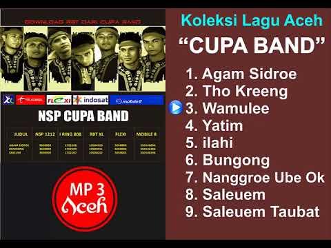 CUPA BAND - Koleksi Lagu aceh CUPA BAND Terbaik - Lagu Aceh