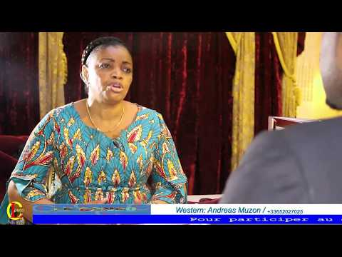 La député Eve Bazaiba SG du MLC apelisi moto 504 jours élécti, ndenge Kabila alingi akanga Felix