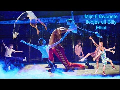Mijn 6 favoriete liedjes uit Billy Elliot