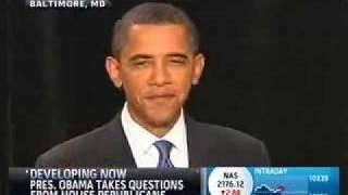 Chaffetz Questions Obama
