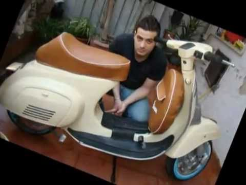 Restauro Vespa Youtube