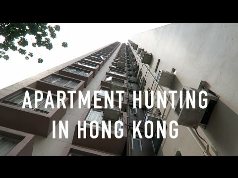 Apartment Hunting in Hong Kong / sillyfacealice