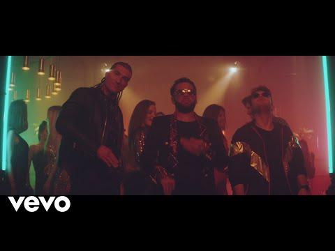 """Dani Alves feat. Pinto """"Wahin"""" & Thiago Matheus - Suave"""