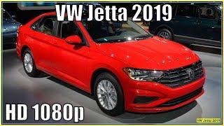 VW Jetta Review 2019 - Classy interior, responsive 1.4-liter turbo, slick manual available