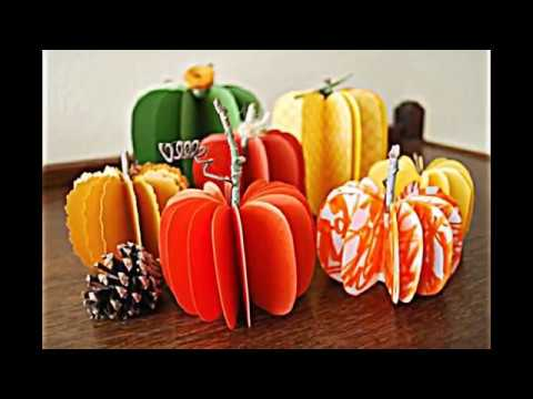 Fall Decorations Simple Easy To Do Beautiful Ideas Youtube