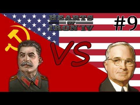 HoI4 - Cold War The Iron Curtain - Soviet Union - Part 9