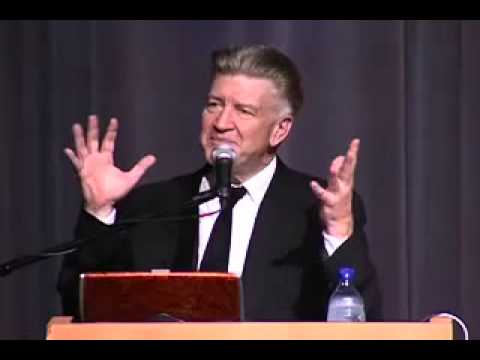 David Lynch Consciousness, Creativity and the Brain