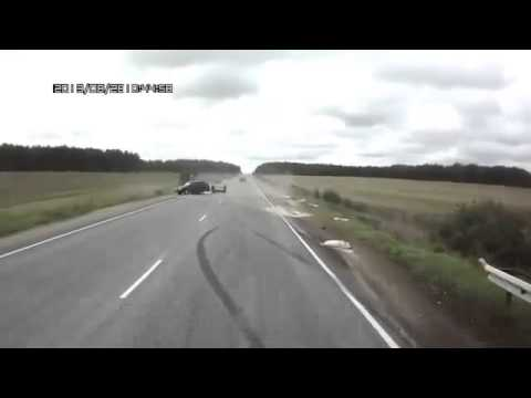 Smart Car Crash Video