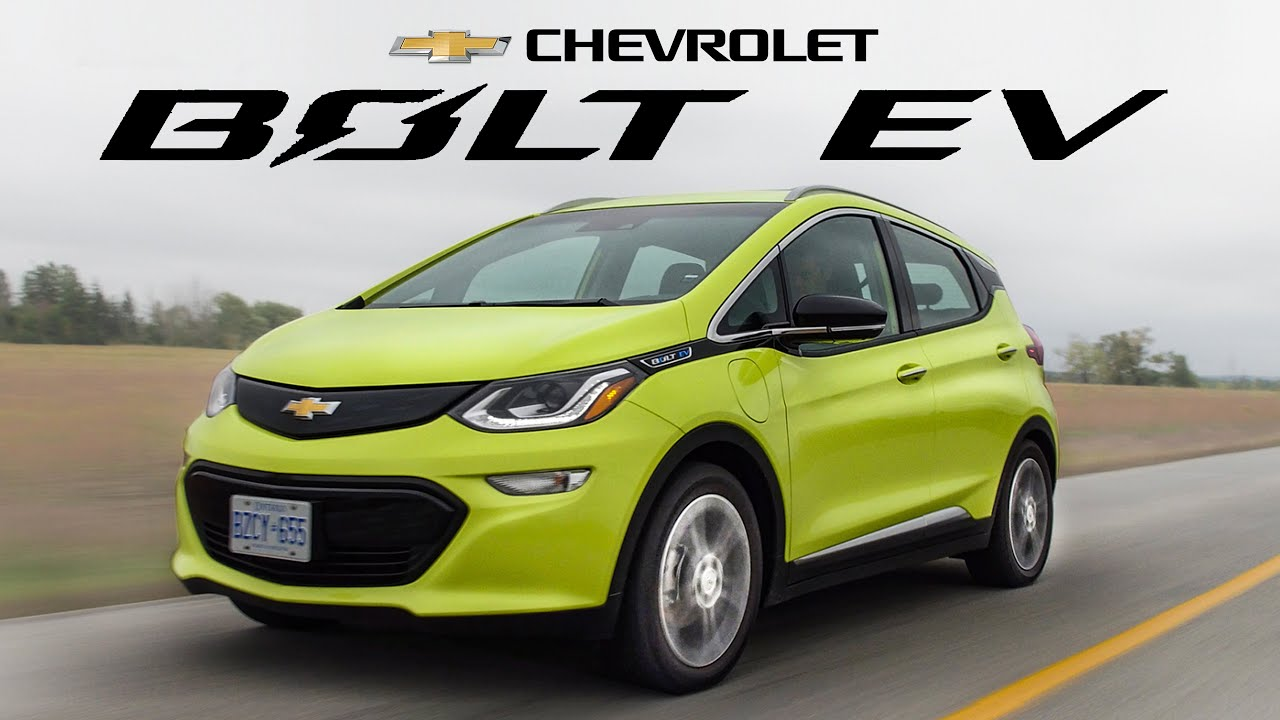 2019 Chevy Bolt Ev Review The Best Electric Car