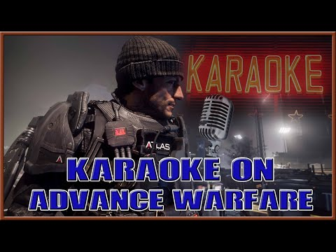 Karaoke On Advance Warfare