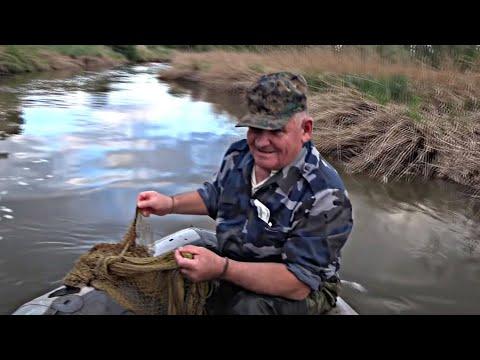 Последняя рыбалка Легендарного рыбака.Прощание с прудом.Рыбалка Кастинговой сетью