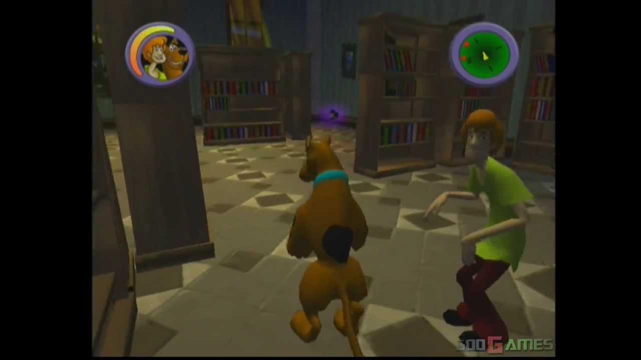 Scooby Doo Mystery Mayhem Gameplay Xbox Xbox Classic Youtube